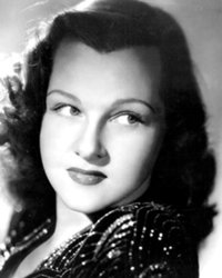 Photo or Jo Stafford